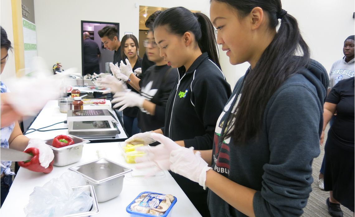 Food Tech Center - Chino Hills High School