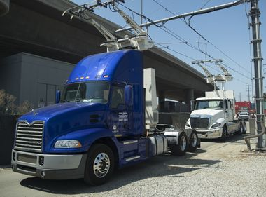 SCE Gets Thumbs-Up for Program to Electrify Thousands of Industrial Vehicles