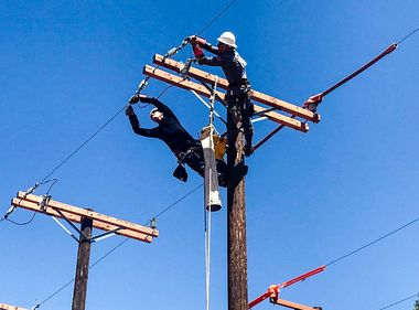 Linemen and Apprentices Showcase Skills at SCE's Lineman's Rodeo