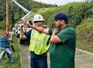 SCE's Puerto Rico Restoration Effort Wraps Up