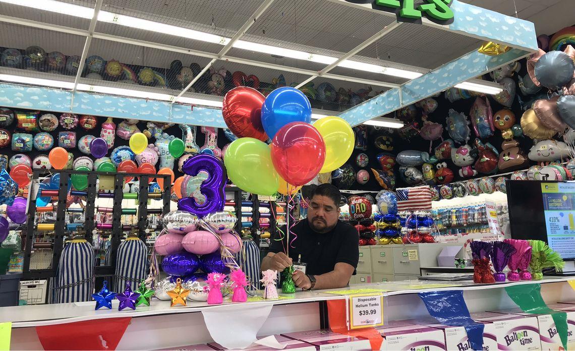 Metallic Balloon Safety Event 2018