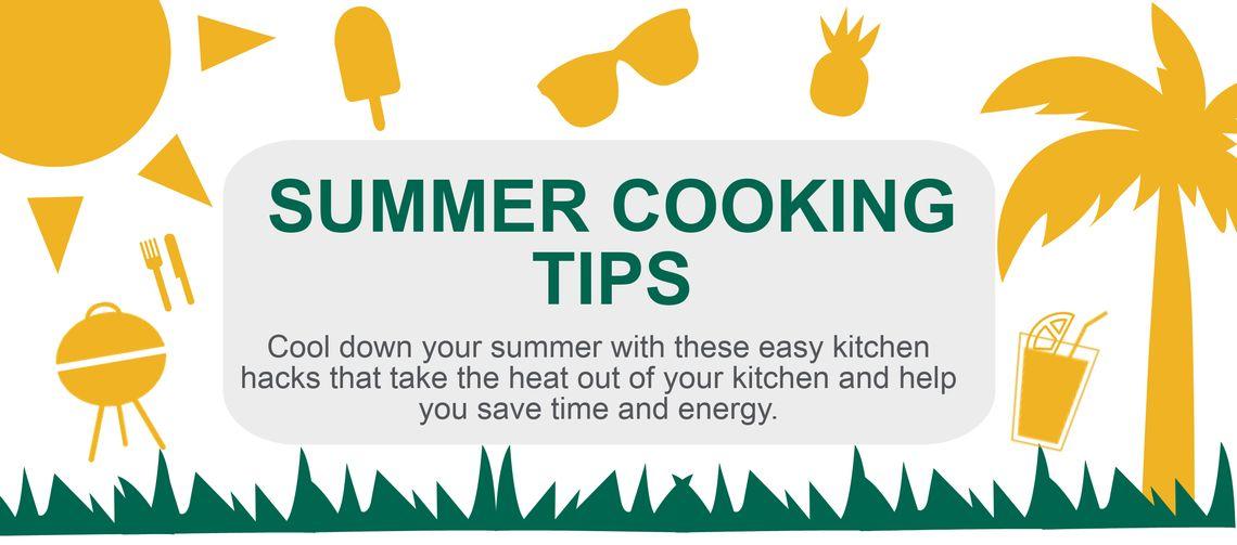 Summer Cooking Tips Header