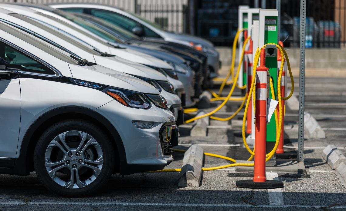 Charge Ready Pilot Helps LA County Public Works Electrify Its Service Fleet