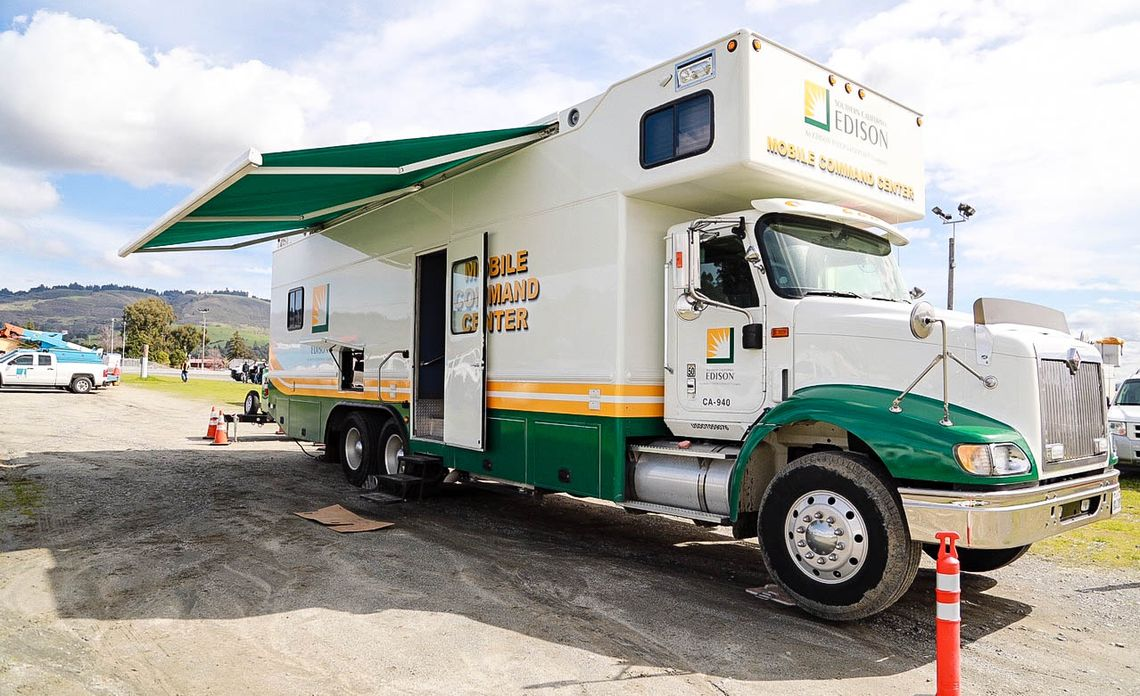 SCE Goes Mobile to Respond to Emergencies