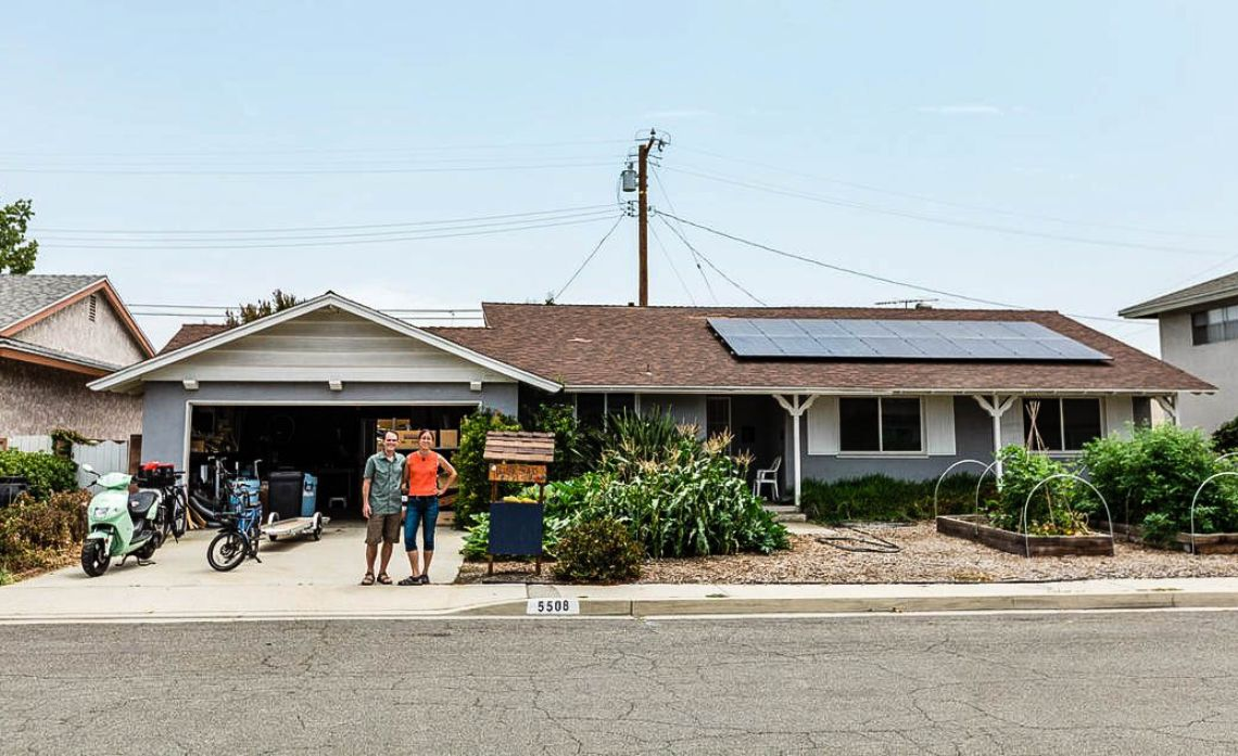 All Electric Home in San Gabriel Valley