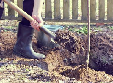 Call 811 Before You Start Digging