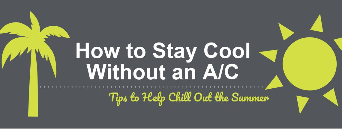 Stay cool without an AC header