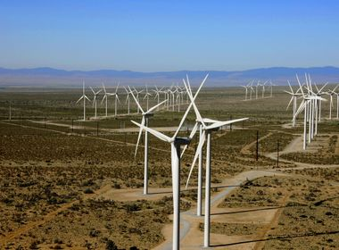 California First Large State to Mandate 100 Percent Clean Power Grid
