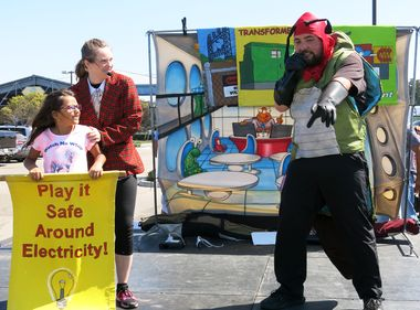 'Agents of Safety' Play Energizes Kids in Oxnard