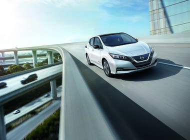 Save $3,000 on a New Nissan LEAF
