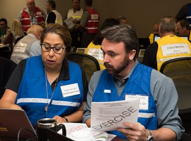 Emergency Planning Drill Helps SCE Prepare for the Unexpected