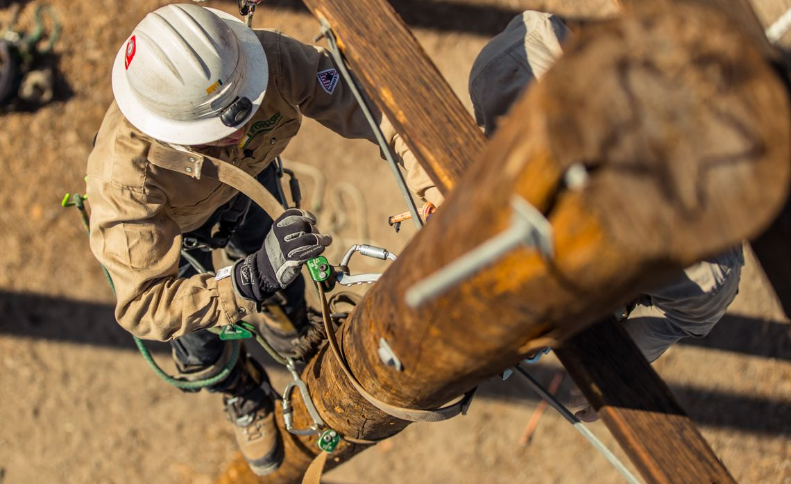 How to Become an SCE Lineman