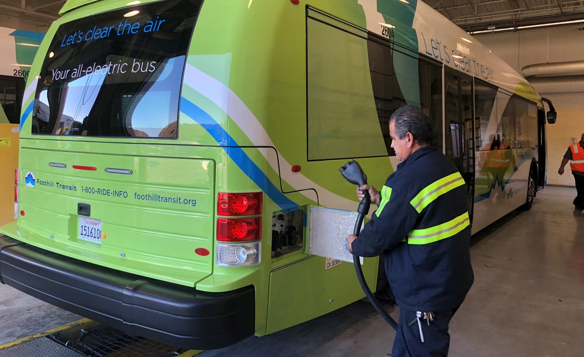Foothill Transit One Step Closer to Being Emission-Free