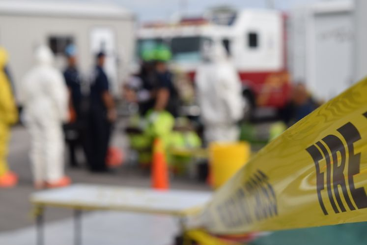 Hazardous Materials drill