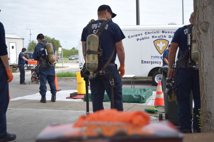 Hazardous Materials drill