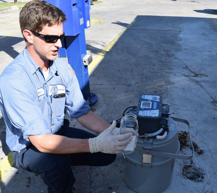Utilities Inspector