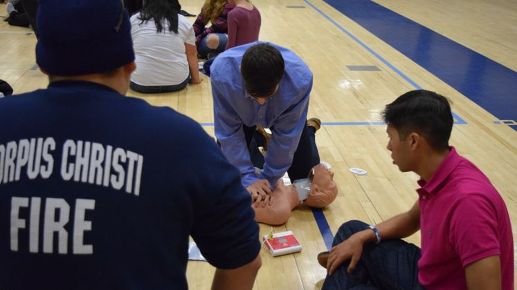 CCFD CPR/AED Class