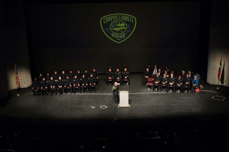 2015 74th Academy Graduation