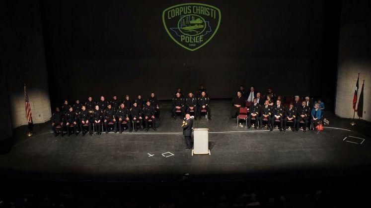 2015 74th Academy Graduation