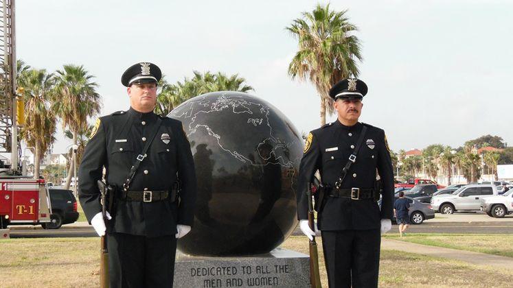 2015 911 ceremony