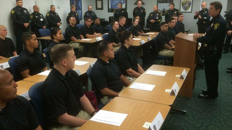 2016 75th CCPD Academy