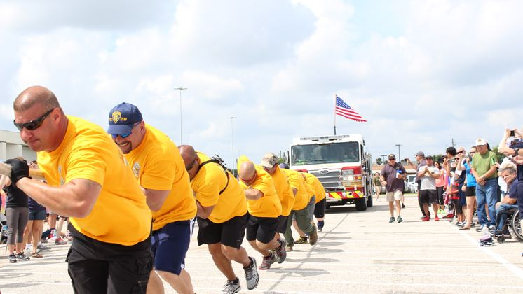 2015 Special Olympics Tug of War Competition