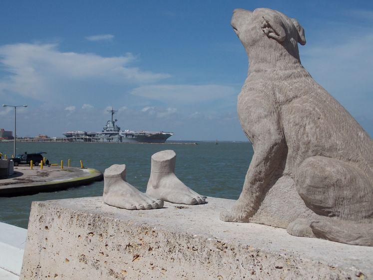 Ocean Statue