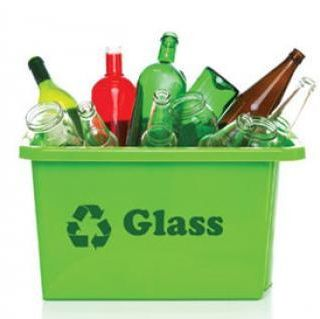 City Glass Recycling Event Scheduled