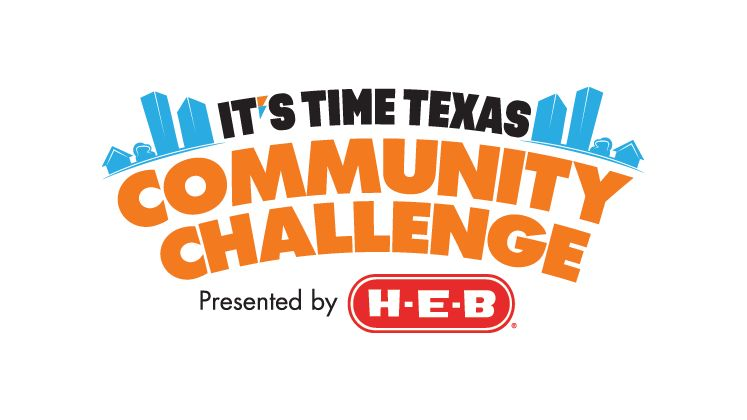 It's Time Texas Community Challenge