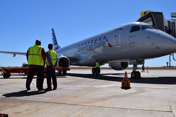 New Airplanes Arrive at CCIA