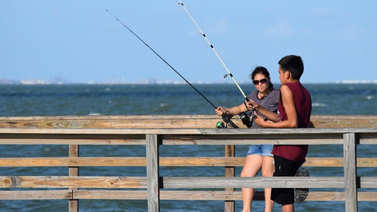 Cole Park Fishing Pier