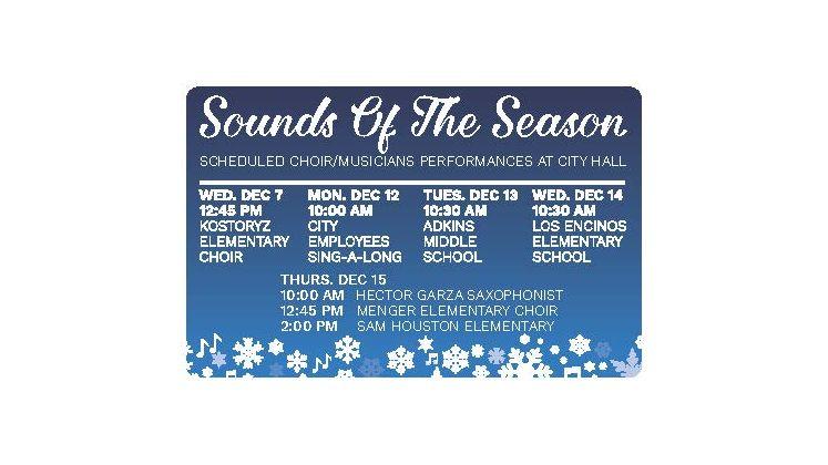 2016 Holiday Choir Performances