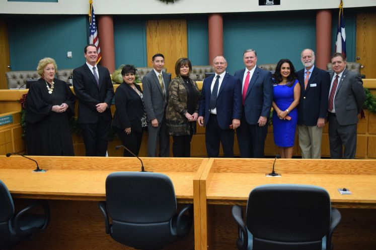 New Council Members