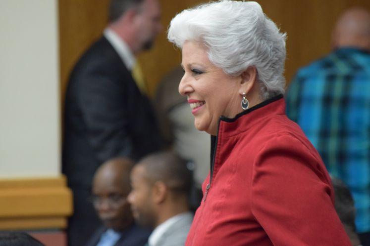 Mayor Nelda Martinez Farewell