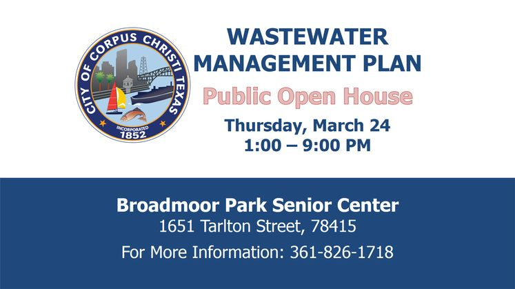 Wastewater Management Plan Flyer