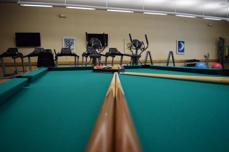 Zavala Senior Center Re-opening