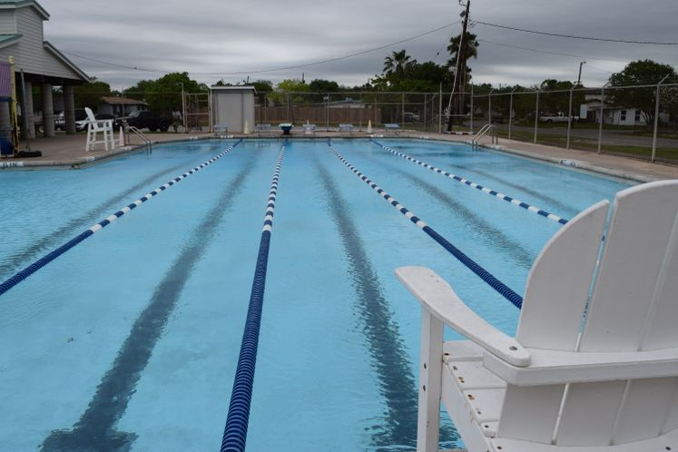 Oso Pool re-opened to the Public Today