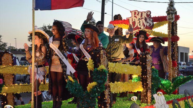 Buc Days Parade