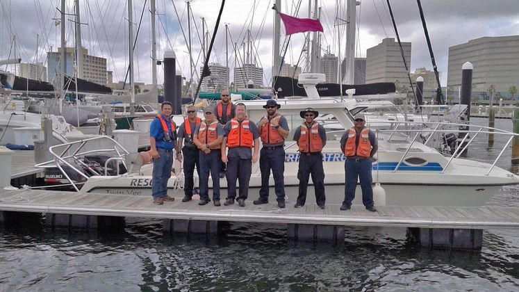 Marina Patrol