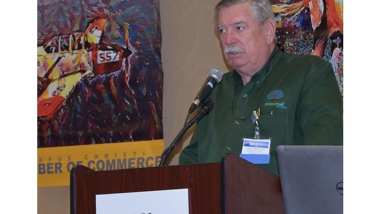 Solid Waste Director L. Mikolajczyk During 2016 TXSWANA Conference