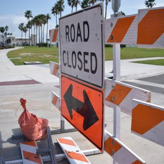 Weekly Road Closures Aug. 20-26