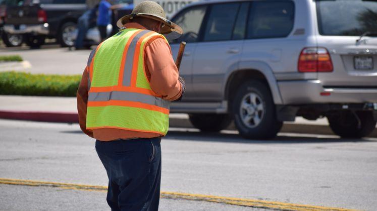 Street worker 1