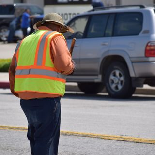 McArdle Road Utility Work