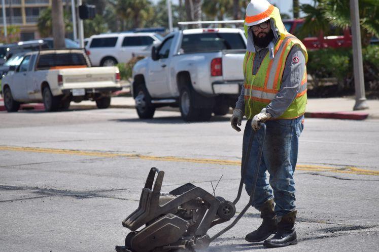 Street worker 2