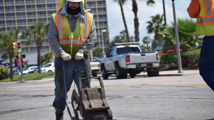 Street worker 5