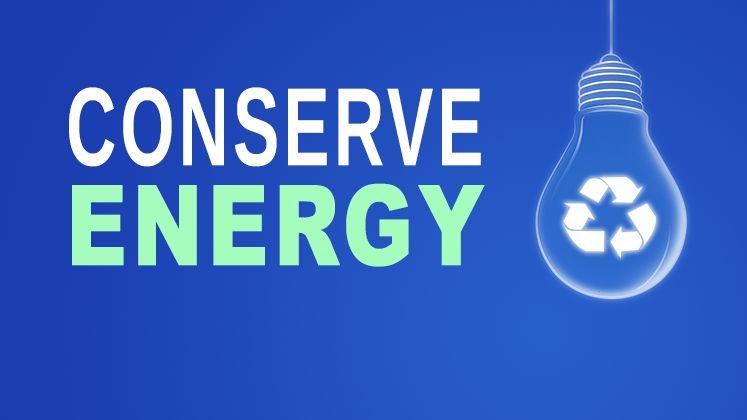 conserve-energy