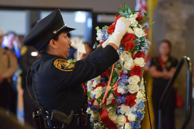 Police Memorial Ceremony 2016