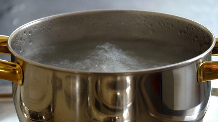 Water Boil pot