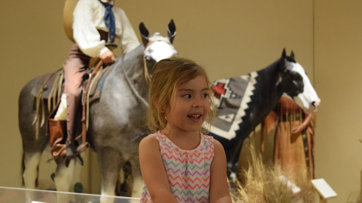 Saddle Up! Summer Camp at the Museum of Science and History