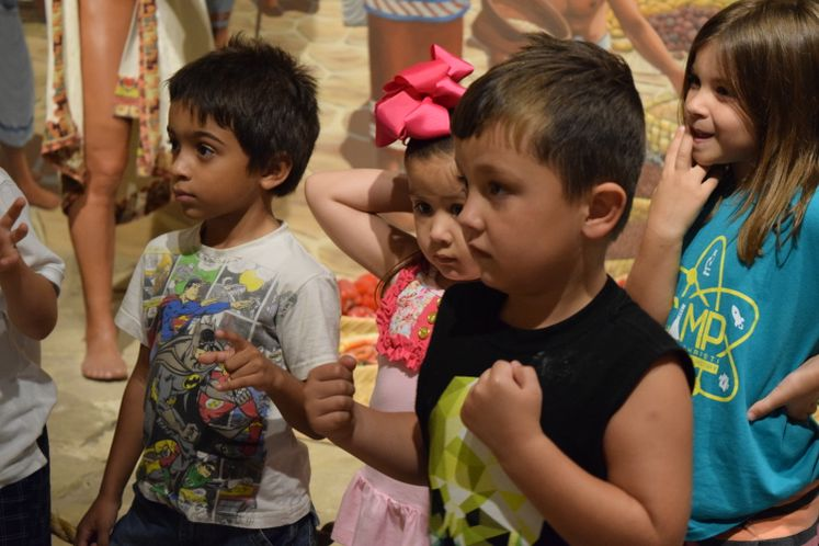 Summer Camp at the Museum